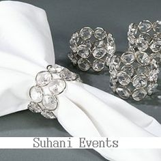 Bling Centerpieces, Votives & Candle Holders, 74% off | Recycled Bride