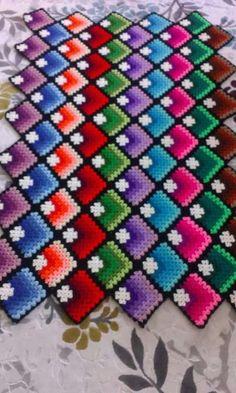 Bobble Stitch Crochet Blanket, Crochet Pillow Pattern, Crochet Mandala Pattern, Crochet Bedspread, Crochet Poncho Patterns, Baby Afghan Crochet, Crochet Quilt, Granny Square Crochet Pattern, Crochet Squares