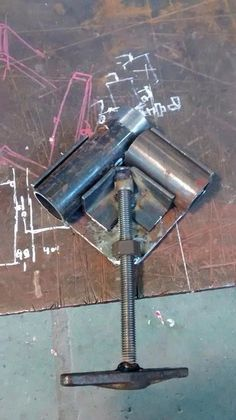 Angle jig clamp