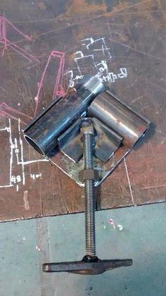 Angle jig clamp