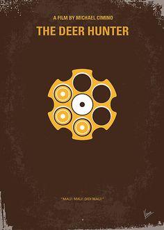 Game/Movie room Posters - The Deer Hunter