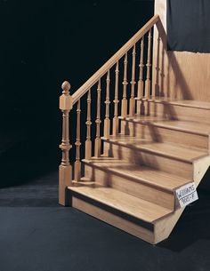 """Westfire Stair Parts - 9015 Plain 35"""" The Williamsburg Stair Baluster by Crown Heritage"""
