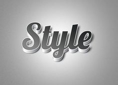 Create a Quick and Easy 3D Type Effect