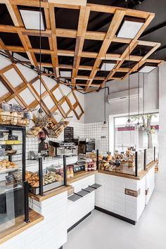 Design showcase: Modular interiors for Polish bakery chain - Retail Design World