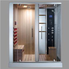 7 best Combnée douche hammam sauna GRANDHOME by Aquabains images on ...