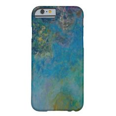 Wisteria by Claude Monet Barely There iPhone 6 Case