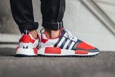 The adidas Originals by White Mountaineering NMD Trail Looks Even Better #OnFeet