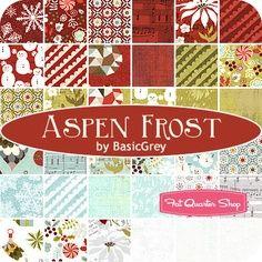 Aspen Frost by basic grey