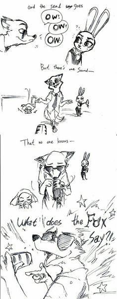 What does the fox say - 3