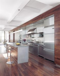 This is the kitchen I dream about when I dream about kitchens.