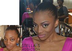 Stella's Addiction: Work: Ola's Makeover