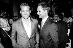 so much freaking love for harvey and mike.