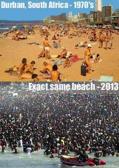 The South African yesterday and today! Durban South Africa, Yesterday And Today, African History, Our Planet, Cape Town, Best Funny Pictures, Landscape Photography, Dolores Park, The Past