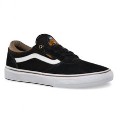 VANS Gilbert Crockett Pro black rubber skate shoes Wafflecup construction 85,00 € #vans #skate #skateboard #skateboarding #streetshop #skateshop @playskateshop