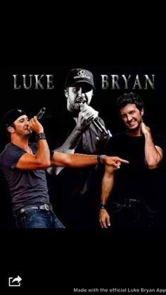 The official Luke Bryan app