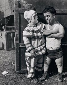 Gotta love those circus midgets!