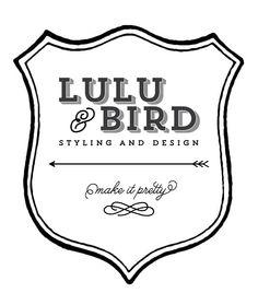 lulu & bird logo