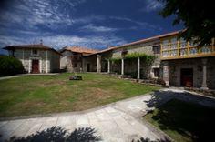 Pazo hotel con encanto en venta Ribeira Sacra Lugo