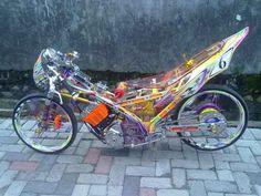 All About Suzuki Satria F 150cc