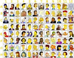 Can you name the minor Simpsons characters? Test your knowledge on this television quiz to see how you do and compare your score to others. Minor Character, Character Names, Character Design, Character Ideas, Today Cartoon, Cartoon Jokes, Cartoons, The Simpsons, Simpsons Characters