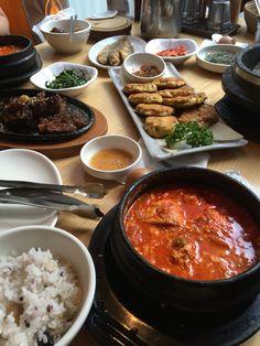 Seoul, Cheongdam Suntupu  청담순두부