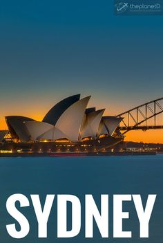 Wondering Where to Travel? Sydney, Australia is on the list of top travel destinations for 2015. | The Planet D: Adventure Travel Blog