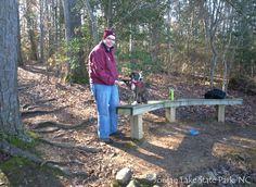 Jordan Lake State Park   www.ramblinlove.com