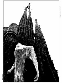 Apollonia Saintclair 335 - 20130328 Les mystères de Barcelone I (The mysteries of Barcelona I)