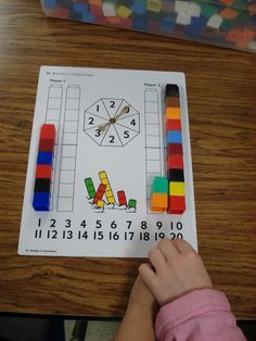 Early Years - Maths Game