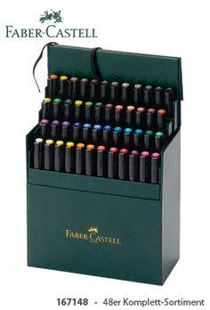 Faber Castell pitt artist pen brushes
