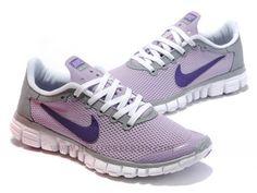 new product 468de a3639 Nike Free Run 3.0 V2 Pink Black White  72 Pumas Shoes, New Jordans Shoes,