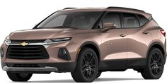 The 2020 Chevrolet Blazer blends bold and sophisticated looks with agile performance, setting the standard for the ultimate two-row mid-size SUV. Chevrolet Blazer, Sporty Suv, Most Reliable Suv, Best Midsize Suv, Best Compact Suv, Suv Comparison, Toyota Rav4 Hybrid, Mid Size Suv, Small Suv