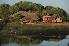 Republic of Madagascar, Diana Region, Iharana Bush Camp Hotel, Luxury Ecolodges