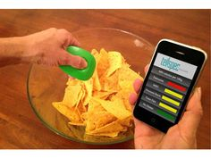 Gadgets para comer bem e perder peso - High-Tech Girl    TellSpec