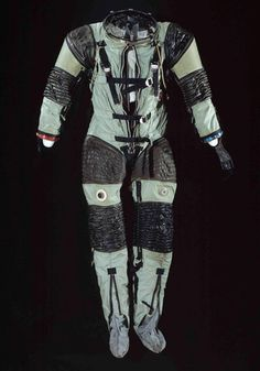 Smithsonian Space Suit Collection - StyleGuise