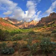 Utah | Zion National Park — keep celebrating America. | Photo: @U.S. Department of the Interior