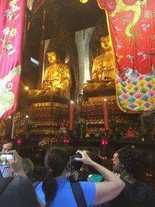 Travel secrets from the #SPCStudyAbroad China group.