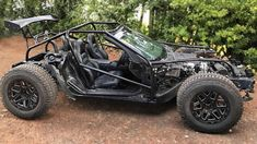 The vette gambler badass Go Kart Buggy, Off Road Buggy, Mercedes Stern, Go Kart Plans, Tube Chassis, Diy Go Kart, Offroader, Sand Rail, Led Light Bars