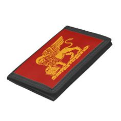 Venice Coat of Arms Tri-fold Wallets