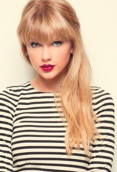 Look Sexy Hairstyles With Bangs : A girl without braids is like a mountain without waterfalls.