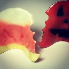 It's that time of the year! Orthodontic Appliances, Design Lab, Orthodontics, Acrylic Art, Candy Corn, Pumpkin, Halloween, Abstract, Artwork