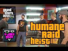 GTA5 Heist Humane Raid - intro