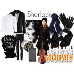 Sherlock (BBC)!  Between Books