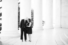 Dana + Will | A Washington D.C. Engagement |  VA DC MD Engagement + Wedding Photographer |  Candice Adelle Photography