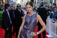 Jill Hennessy  (born November 25, 1968) is a Canadian actress and musician known for her television roles on Law & Order and Crossing Jordan and in films such as Robocop 3.
