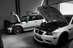 BMW M2 Mini Cooper // Mosselman Turbo Systems