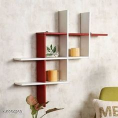 Shelves Beautiful Decorative Wall Shelves Material: Wooden Size: (H X W) - 25 in X 5 in  Description: It Has 1 Pack Of Wall Shelves Country of Origin: India Sizes Available: Free Size   Catalog Rating: ★4 (1559)  Catalog Name: Elite Beautiful Decorative Wall Shelves Vol 3 CatalogID_900774 C127-SC1622 Code: 485-5954269-