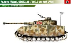 Pz.Kpfw IV Ausf.J mit Schürzen