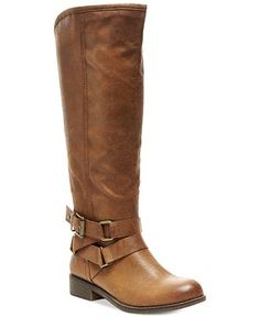 Madden Girl Corporel Tall Boots - Boots - Shoes - Macy's