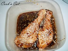 Cook'n'Eat: Barbecue : marinade à la sauce soja